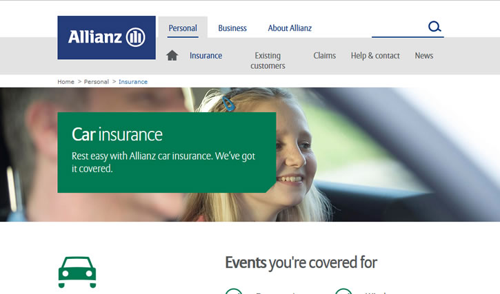 Allianz Car and Home Insurance